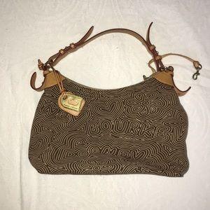 Dooney And Bourke retro handbag